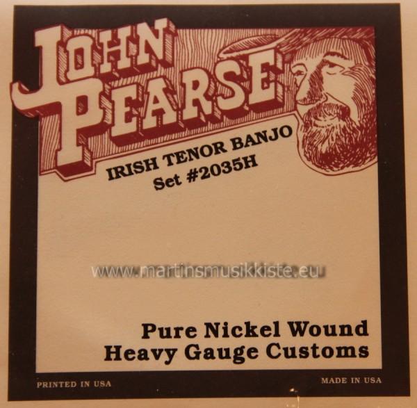 John Pearse - 2035H Irish Tenor Banjo