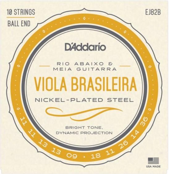 EJ82B Viola brasileira Riobaix