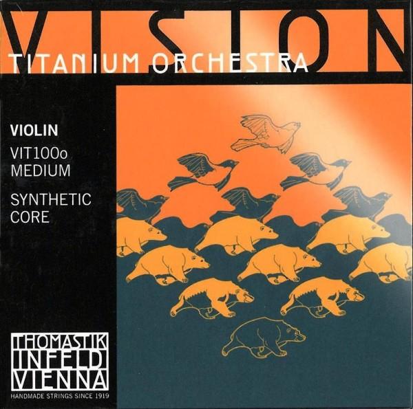 VIT100o Vision Titanium Orches