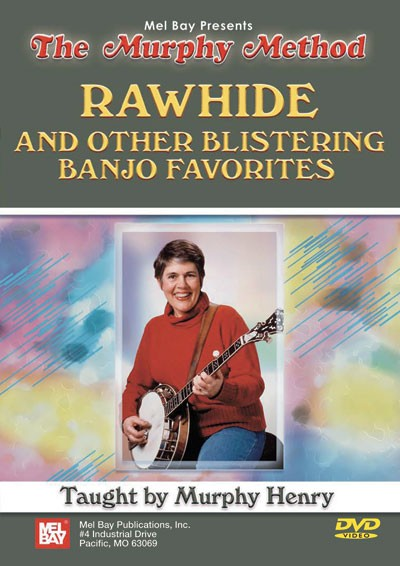 Mel Bay - MB22047DVD Rawhide and other