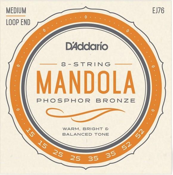 EJ76 Mandola Phosphor Bronze