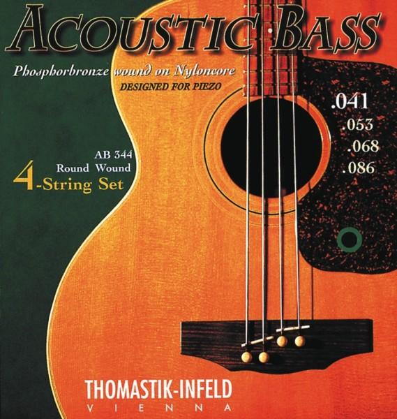 Thomastik - AB344 Ac Bass Phosp. Bronze
