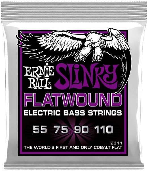 Ernie Ball - EB2811 Flatwound Power