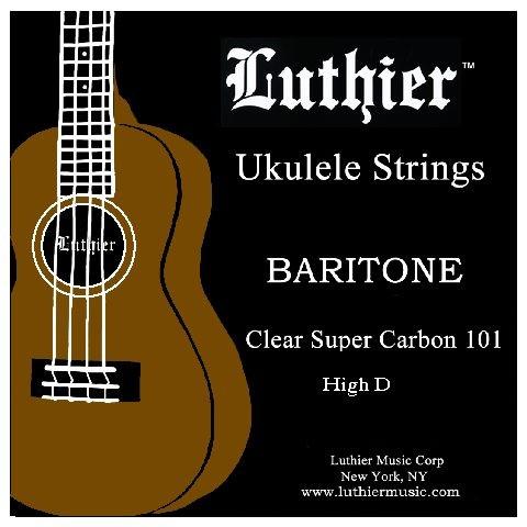 Bariton Ukulele High D Carbon