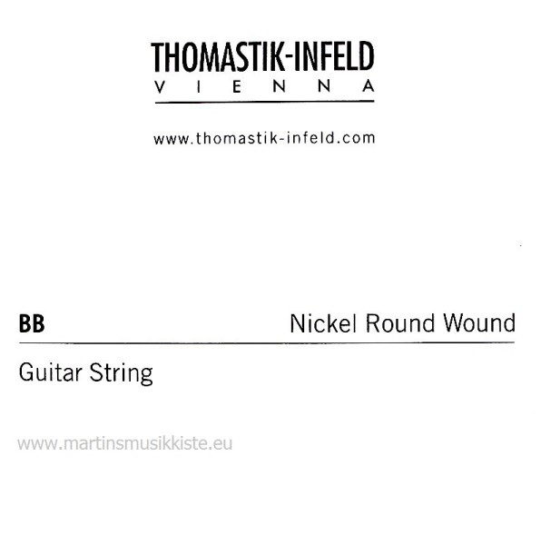 Thomastik - BB47 BeBop Nickel Round Wound