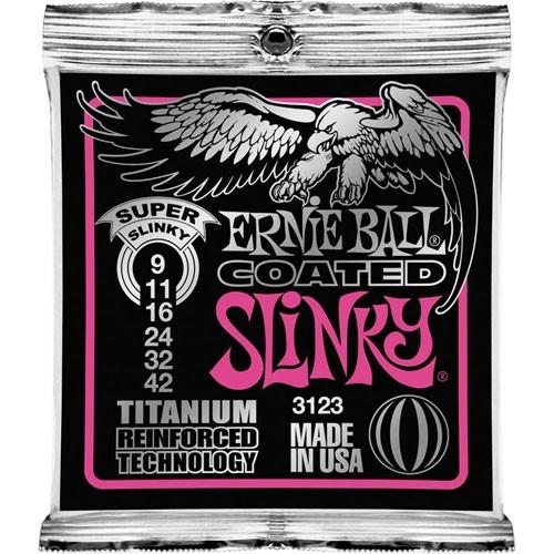 Ernie Ball - EB3123 Super Slinky Coated