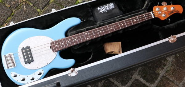 Music Man - StingRay Special H Chopper Blu