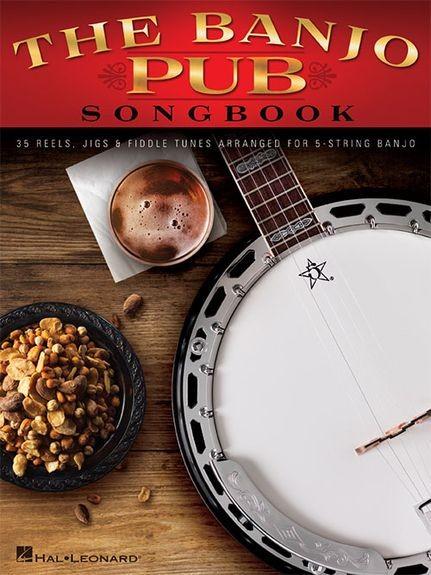 HAL LEONARD - HL00123546 Banjo Pub Songbook