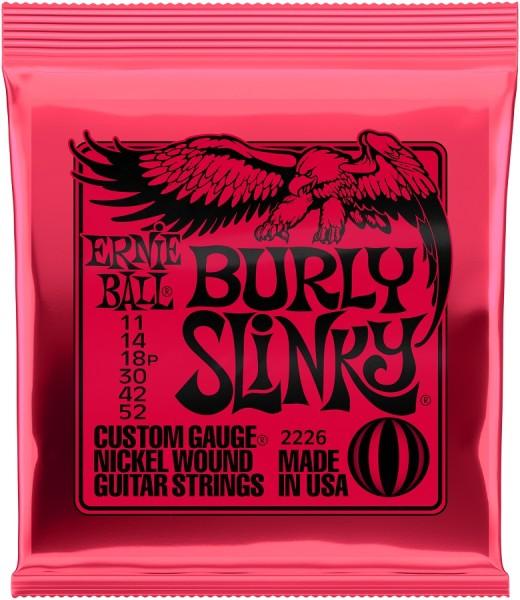 Ernie Ball - EB2226 Burly Slinky 11-52