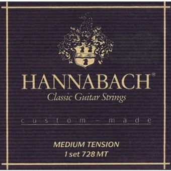 Hannabach - 728MT Custom Made medium