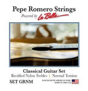 Pepe Romero - GRNM Normal Tension Rectified