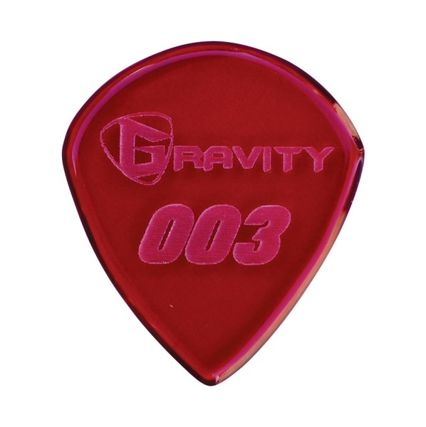 Gravity Guitar Picks - Pick 003 regular 1,5mm G003P
